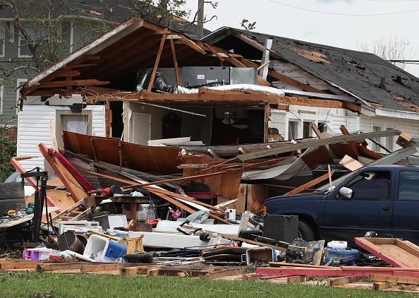 Louisiana「Hurricane Laura Makes Landfall On US Gulf Coast」:写真・画像(1)[壁紙.com]