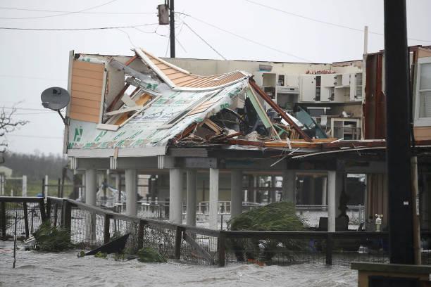 Hurricane Harvey Slams Into Texas Gulf Coast:ニュース(壁紙.com)