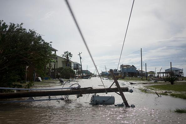 Louisiana「Hurricane Laura Makes Landfall On US Gulf Coast」:写真・画像(15)[壁紙.com]