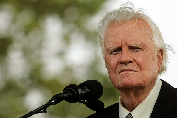 Preacher「Billy Graham Takes His Crusade To New York City」:写真・画像(3)[壁紙.com]