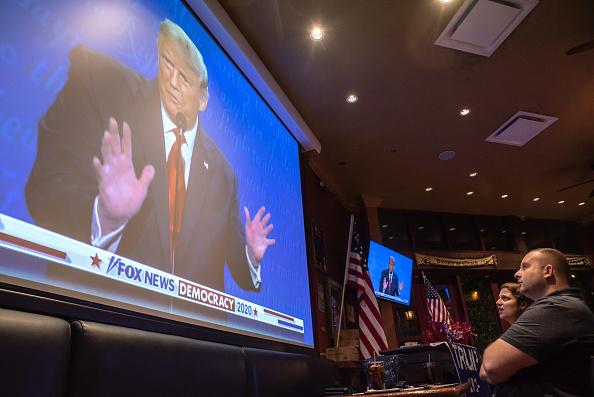 Southern USA「Americans Watch Final Presidential Debate Between Donald Trump And Joe Biden」:写真・画像(15)[壁紙.com]