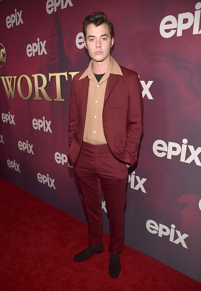 """Suede Shoe「LA Premiere Of Epix's """"Pennyworth"""" - Red Carpet」:写真・画像(16)[壁紙.com]"""