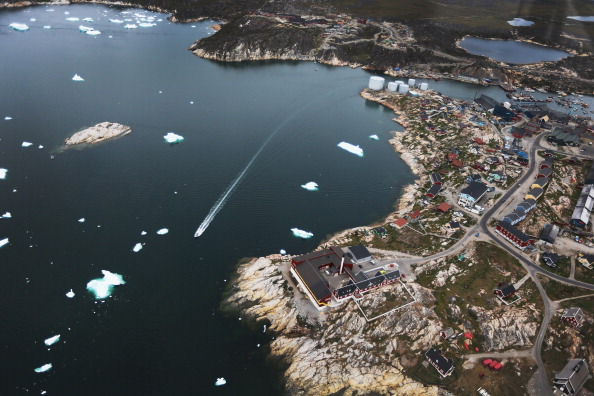 Arctic「Greenland:  A Laboratory For The Symptoms Of Global Warming」:写真・画像(12)[壁紙.com]
