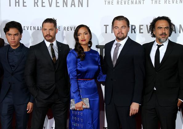 "The Revenant - 2015 Film「Premiere Of 20th Century Fox And Regency Enterprises' ""The Revenant"" - Arrivals」:写真・画像(15)[壁紙.com]"