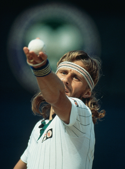1980「Wimbledon Lawn Tennis Championship」:写真・画像(8)[壁紙.com]
