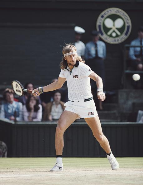 1980「Wimbledon Lawn Tennis Championship」:写真・画像(6)[壁紙.com]
