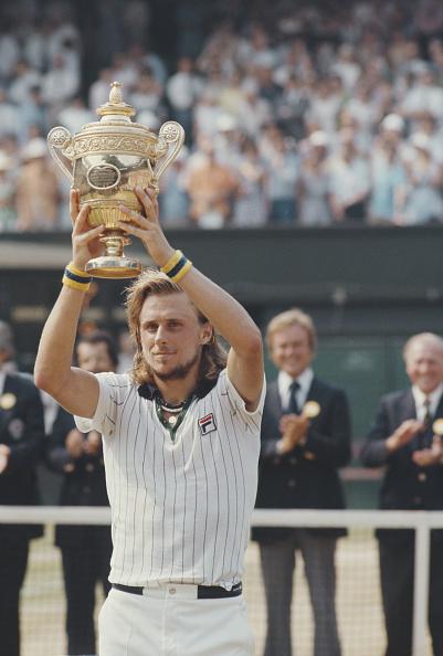 1976「Wimbledon Lawn Tennis Championship」:写真・画像(3)[壁紙.com]