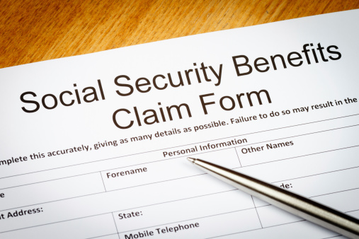 Employment And Labor「Social Security Benefits claim form」:スマホ壁紙(16)