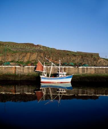 Isle of Man「Peel Harbour, Isle Of Man」:スマホ壁紙(13)