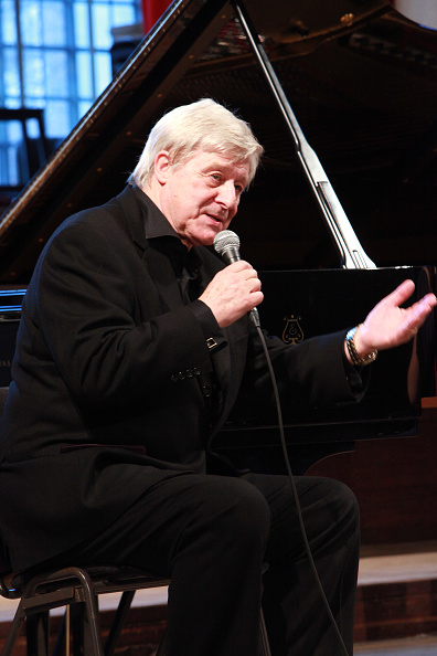 Martin Jarvis「Composers In Love At St John's Smith Square」:写真・画像(4)[壁紙.com]