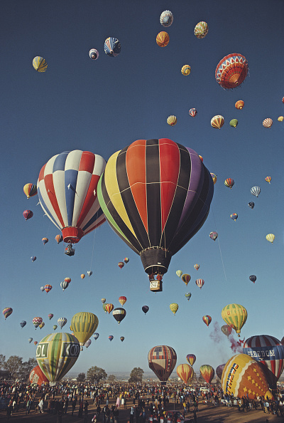 Large Group Of Objects「Hot Air Balloons」:写真・画像(13)[壁紙.com]