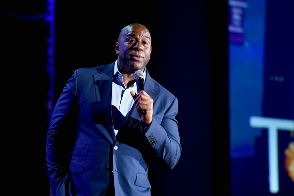 Magic Johnson「ONWARD19: The Future Of Search - Day 2」:写真・画像(15)[壁紙.com]