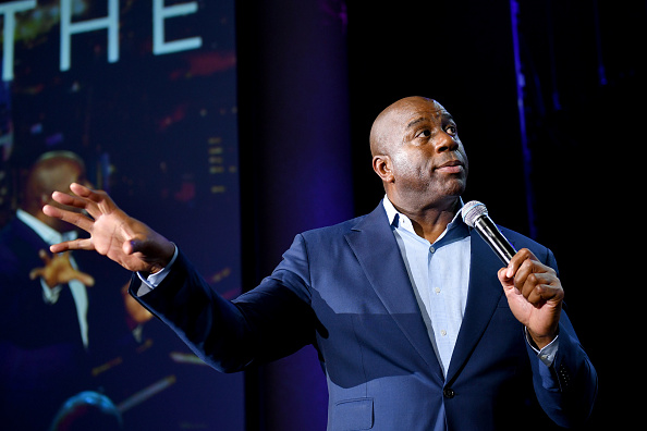 Magic Johnson「ONWARD19: The Future Of Search - Day 2」:写真・画像(16)[壁紙.com]
