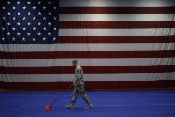 Fort Knox「1st Infantry Division Soldiers Return Home To Fort Knox From Afghanistan」:写真・画像(5)[壁紙.com]