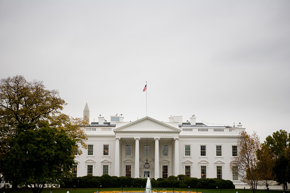 Overcast「The Nation's Capitol Arises To A New President-Elect」:写真・画像(2)[壁紙.com]