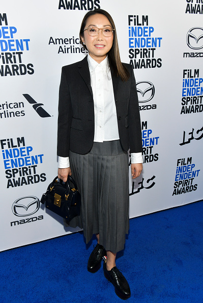 Lulu Wang - Director「2020 Film Independent Spirit Awards Nominees Brunch - Arrivals」:写真・画像(2)[壁紙.com]