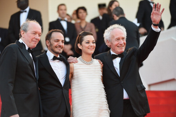 "Ian Gavan「""Two Days, One Night"" Premiere - The 67th Annual Cannes Film Festival」:写真・画像(14)[壁紙.com]"
