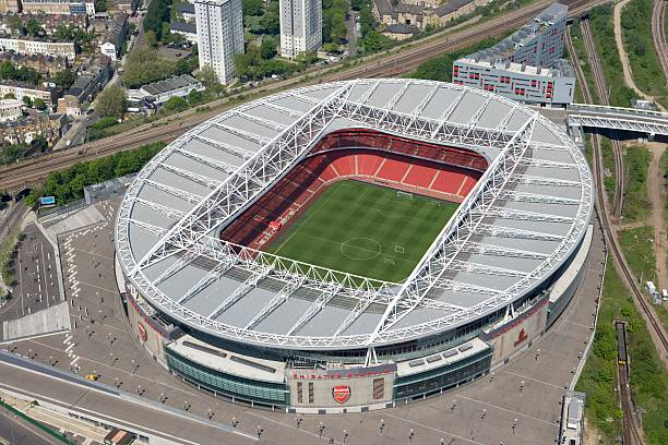 Emirates Stadium, London, 2008:ニュース(壁紙.com)