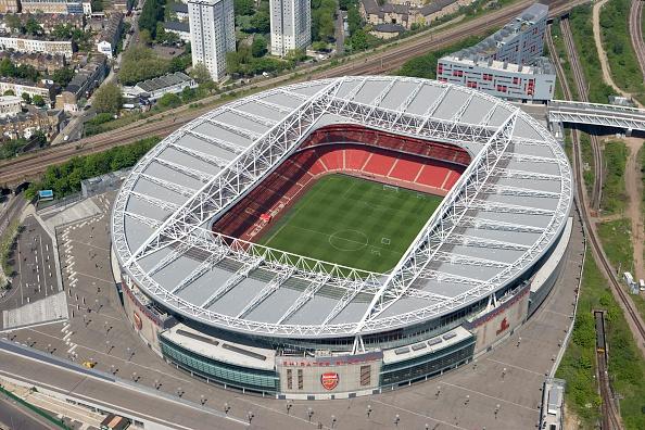 Architecture「Emirates Stadium, London, 2008」:写真・画像(2)[壁紙.com]