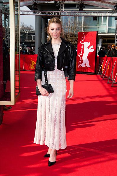 Leather Jacket「'Picnic at Hanging Rock' Premiere - 68th Berlinale International Film Festival」:写真・画像(19)[壁紙.com]