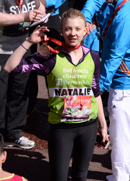 Participant「Celebrities: London Marathon 2014」:写真・画像(19)[壁紙.com]