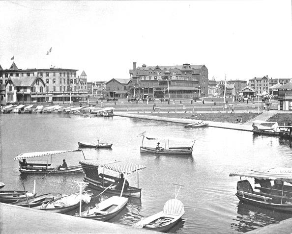 1900「Wesley Lake」:写真・画像(11)[壁紙.com]