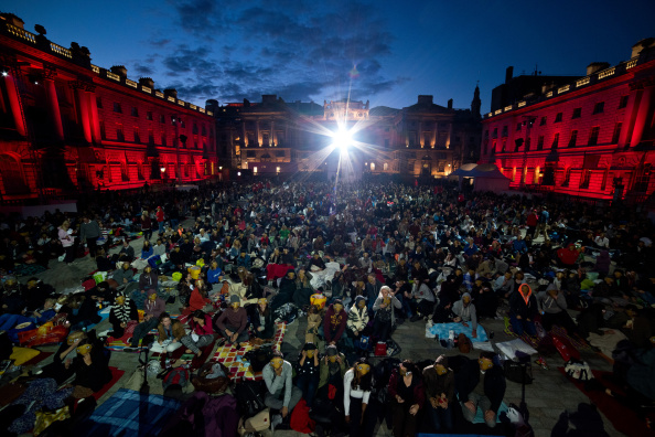 "Film4「""ET: The Extra Terrestrial"" - Somerset House Film4 Screening」:写真・画像(19)[壁紙.com]"