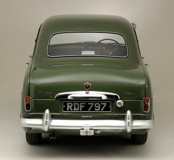 Environmental Conservation「1956 Ford Zephyr Six」:写真・画像(6)[壁紙.com]