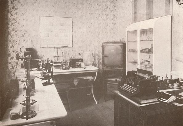 Forensic Science「Police Bacteriological Laboratory, 1914」:写真・画像(16)[壁紙.com]