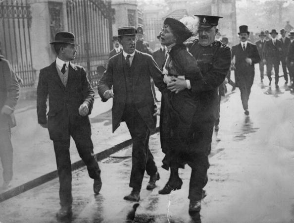 Arrest「Pankhurst Arrested」:写真・画像(11)[壁紙.com]