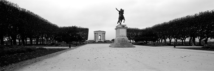 Louis XIV Of France「Place Royale du Peyrou」:スマホ壁紙(10)