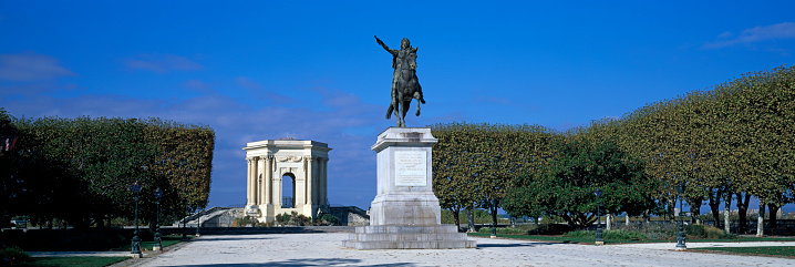 Louis XIV Of France「Place Royale du Peyrou」:スマホ壁紙(11)