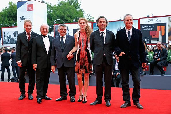 Tristan Fewings「'Francofonia' Premiere - 72nd Venice Film Festival」:写真・画像(1)[壁紙.com]