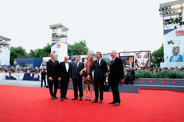 Tristan Fewings「'Francofonia' Premiere - 72nd Venice Film Festival」:写真・画像(0)[壁紙.com]