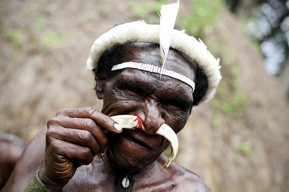 Indigenous Culture「Traditional Life Of Indonesia's Dani Tribes Continues In West Papua」:写真・画像(17)[壁紙.com]