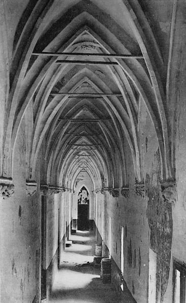世界遺産「Avignon - Popes Palace - Conclave Gallery」:写真・画像(11)[壁紙.com]