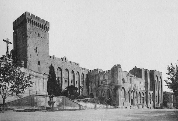 世界遺産「Avignon - Popes Palace」:写真・画像(16)[壁紙.com]