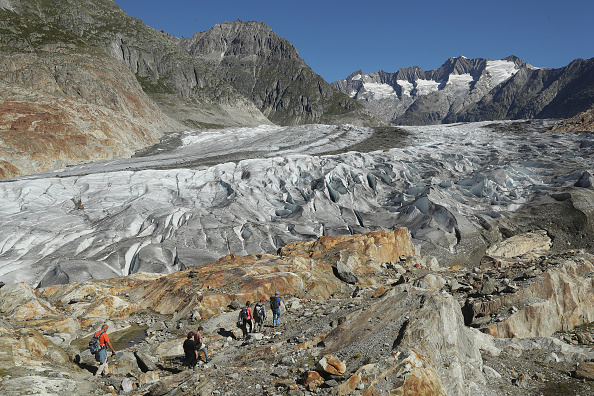 Greenhouse Gas「Europe's Melting Glaciers: Aletsch」:写真・画像(10)[壁紙.com]
