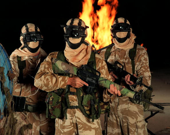 Iranian Culture「The Elite SAS regiment in reconstruction drama programme」:写真・画像(10)[壁紙.com]
