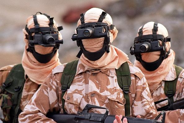 Iranian Culture「The Elite SAS regiment in reconstruction drama programme」:写真・画像(16)[壁紙.com]
