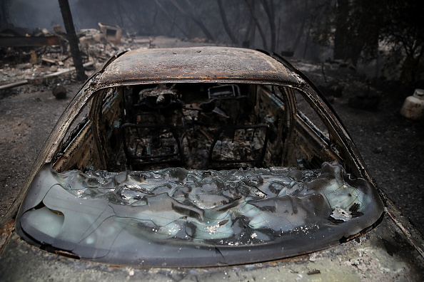 USA「Detwiler Fire Spreading Rapidly Threatens Historic Town Mariposa」:写真・画像(6)[壁紙.com]