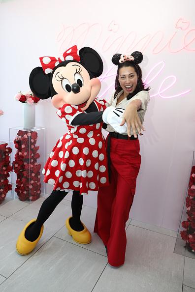 ミニーマウス「Minnie Mouse 90th Anniversary Celebration」:写真・画像(5)[壁紙.com]