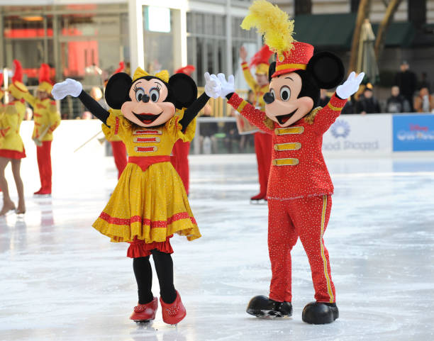 'Disney On Ice Celebrates 100 Years Of Magic' Salutes The Olympic Spirit:ニュース(壁紙.com)