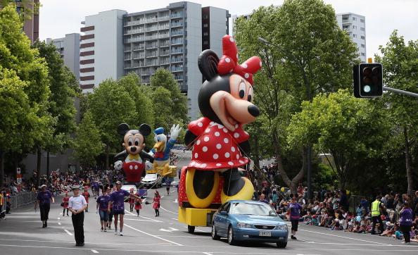 ミッキーマウス「Santa Parade In Auckland」:写真・画像(19)[壁紙.com]