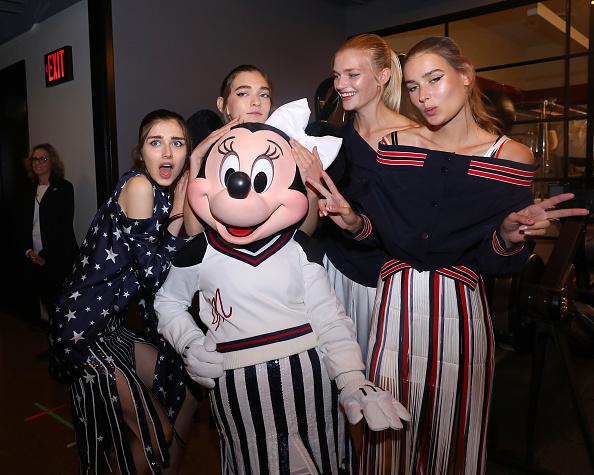 ミニーマウス「Minnie Mouse Takes NYFW」:写真・画像(10)[壁紙.com]