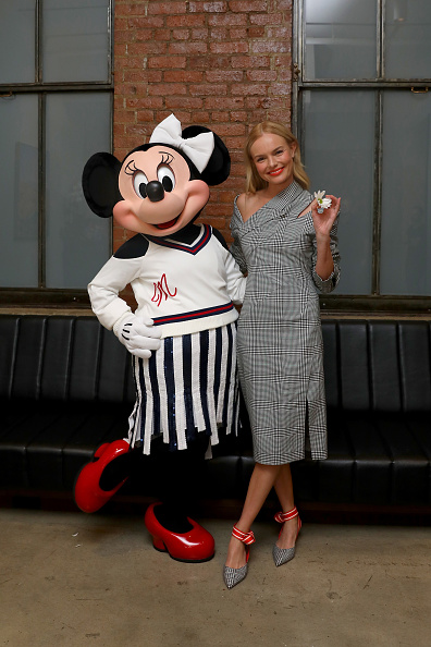 ミニーマウス「Minnie Mouse Takes NYFW」:写真・画像(2)[壁紙.com]