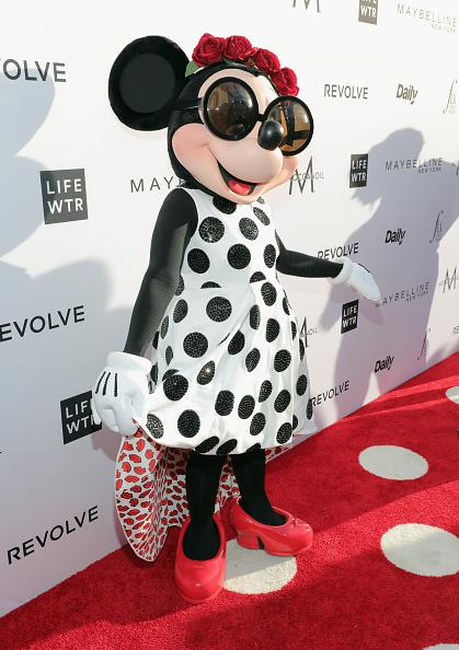 ミニーマウス「Daily Front Row's 3rd Annual Fashion Los Angeles Awards - Red Carpet」:写真・画像(17)[壁紙.com]