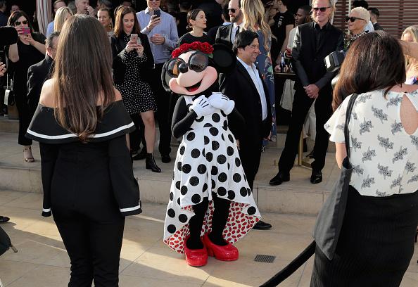 ミニーマウス「Daily Front Row's 3rd Annual Fashion Los Angeles Awards - Red Carpet」:写真・画像(7)[壁紙.com]