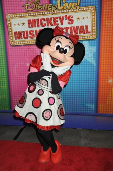 ミニーマウス「Disney Live! Mickey's Music Festival」:写真・画像(14)[壁紙.com]