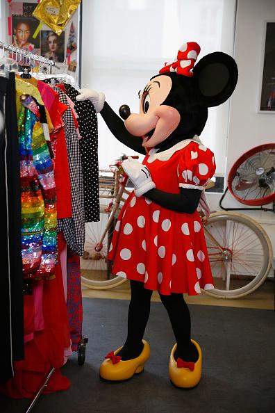ミニーマウス「Minnie Mouse Takes NYFW」:写真・画像(16)[壁紙.com]